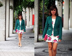 Basia Ewa - H&M Dress, C&A Jacket, Bershka Shoes - :-)