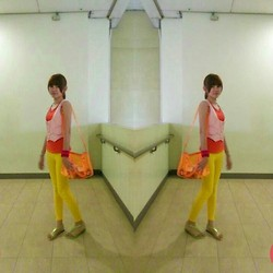 R.A. Basilan - Sm Parisian Bags Bag, Zara Tank Top - Happy Colors Day