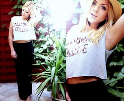 Dany . - Only Shirt, Only Skirt - California College //