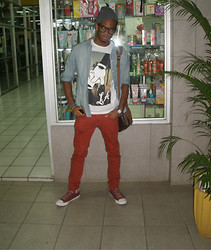 Dave Anthony - Converse, Asos - A Jamaican Boy with a LA Swag