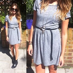 Chloe H - Topshop Dress, Topshop Boots - Call My Name