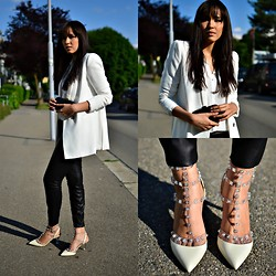Patricia Do Nascimento - Valentino Shoes - IF I CAN'T BE A STAR I WON'T GET OUT OF BED