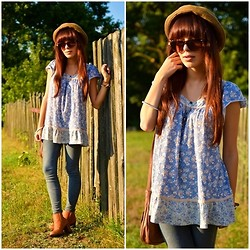 Ania W. - Sh Blouse, Wholesale Dress Hat - Village