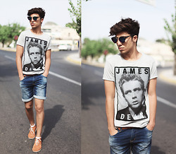 Ayoub Mani -  - JAMES DEAN
