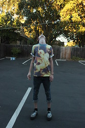 Tyler Church - Marcc Pegasus Shirt, Acid Reign Creepers - Enigma Pop Star is Fun