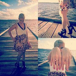 Sara-May Selten - Cameo The Label Dress, Wittner Shoes, Lovisa Rings - Gotta Have It