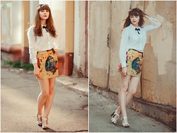 Helena Ivanova - Udobuy Skirt - Middle Ages