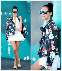 Veronica P - Love Jacket, Chanel Espadrilles - Before Summer Ends...