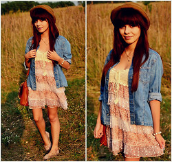 Ania W. - Wholesale Dress Hat, From Thailand Dress - Nature