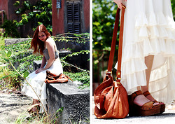 Sam C. - Asos Skirt, Marc By Jacobs Bag - The Abondend Victorian