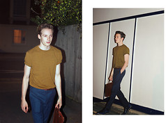 Jackson Frederick - Reiss T Shirt, Reiss Trousers - The Journey Man