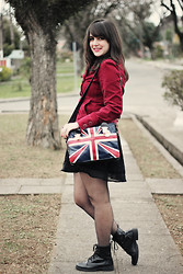Melina Souza - Oasap Uk Bag - UK, Mood!