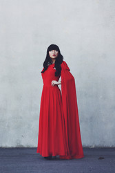 Willabelle Ong - Red Gown - Nineteen
