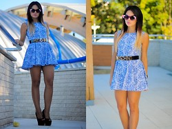 Amazing Fashioon - Dress - Love color