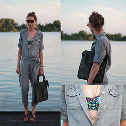 FREAKDELAFASHION ♡ - Street Level, Marc By Jacobs, Marc O'polo, Dept - JUMPSUIT