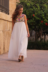 TAMARA M - Sheinside Dress - Great Summer Dress