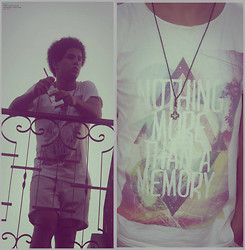 HAMZA LAMRINI - Pull & Bear Pull&Bear, Marlboro - NOTHING MORE THAN A MEMORY