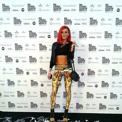 Ana Maria Oprea - Boohoo Croptop, Black Milk Clothing Tutankhamun, Jeffrey Campbell Crown Litas - VFW day 4/anasfashionality