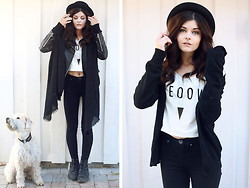 Sabina Olson - H&M Meoow, Drdenim, Cute Boyfriend - Over my dead body #115