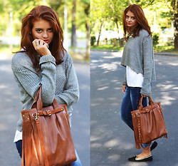 Alexandra Gheorghe -  - CASUAL AUTUMN LOOK