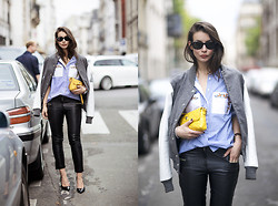 Irina Lakicevic -  - PFW DAY 1