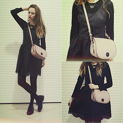 Kristina Magdalina - 1.Bag, 2.Dress - 5.10.2013