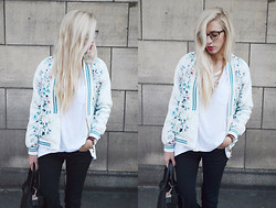 Aneta M - Vateno Jacket, Top - BOMBER JACKET