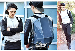 Edward Z. - Info Here: Blueprint Backpack - Kingdom.
