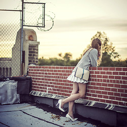 Lisa Dengler - Robert Rodriguez Sweater - ROOFTOP