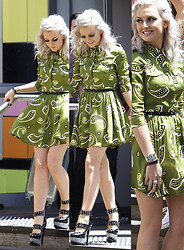 Perrie Edwards -  - So green...