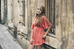 Nina W - Promod Dress - La Provence est Belle