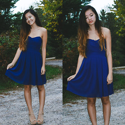 Zoe B. - Asos Dress, Aldo Heels - HOMECOMING