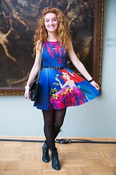 Alina Vay - Hot Topic Dress - Little Mermaid!!!