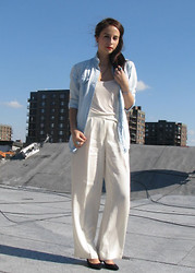 Anne M. -  - OLD TROUSERS NEW LOOK