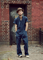 Sean S -  - How To Wear A Jumpsuit