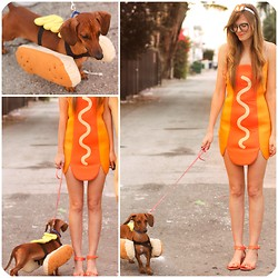 Steffy Degreff -  - Happy halloweenie, love the weenies!