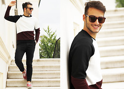 Lorenzo Liverani - Cos Sweater - MONDAY