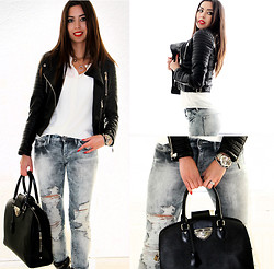 Burcu Dere -  - A band of thieves in ripped up jeans got to rule the world..