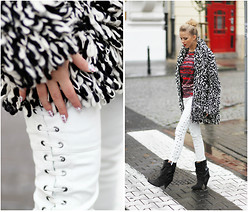 Jessica Mercedes Kirschner -  - ISABEL MARANT pour H&M look