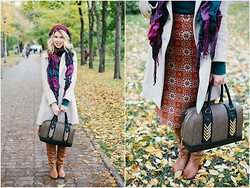 Liza S. - Aldo Bag - Remembering Autumn