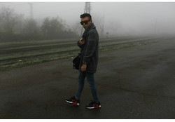 Kamil Gulai - H&M Divided Grey - Foggy