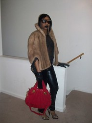 Mary Jackson -  - #FUR #GUCCI #CHANEL!!!