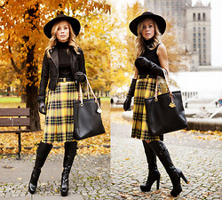 ANNA S. -  - AUTUMN IN WARSAW | by What Anna Wears