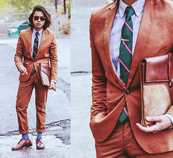 Denny Balmaceda - H&M Suit - LATE REGISTRATION.