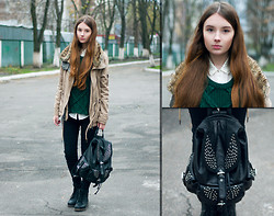 Nastya Titarenko -  - School day
