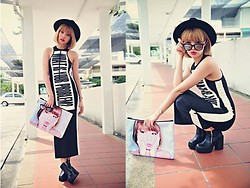 BoboStephanie Siow - H&M Maxi - What Is Your Problem?