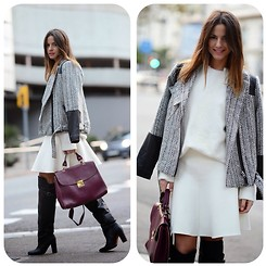 Zina CH - Gestuz Jacket, Marc By Jacobs Bag - Jacket Crush