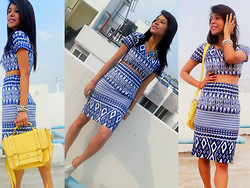 Ritika Khanna - Stalkbuylove Dress - Sunny day