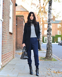 Hedvig ... - Fwss Cashmere Knit, Stella Mccartney Pants, Stella Mccartney Coat, Tod's Sella Bag, Jimmy Choo Boots - Reliable