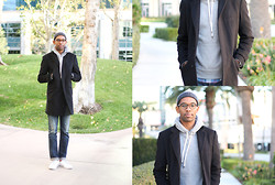 Roderick Hunt -  - Cold LA Day